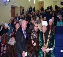 Меджлис нижегородских татар в Сергаче