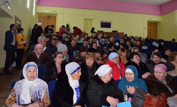 Нижегородские татары меджлис в г.Сергач