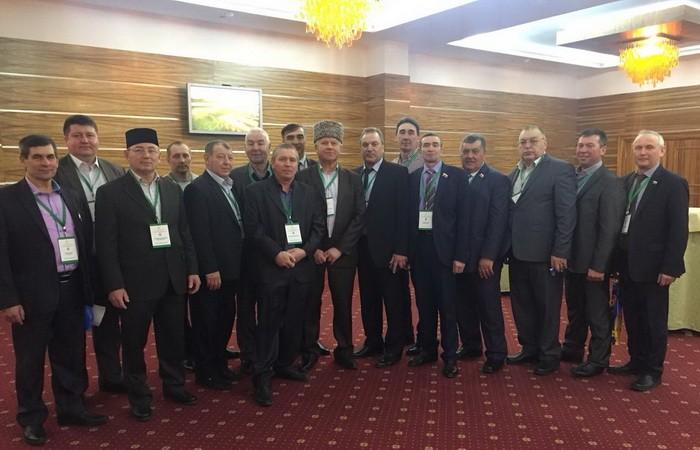VII Всероссийский сход предпринимателей татарских сел в Казани