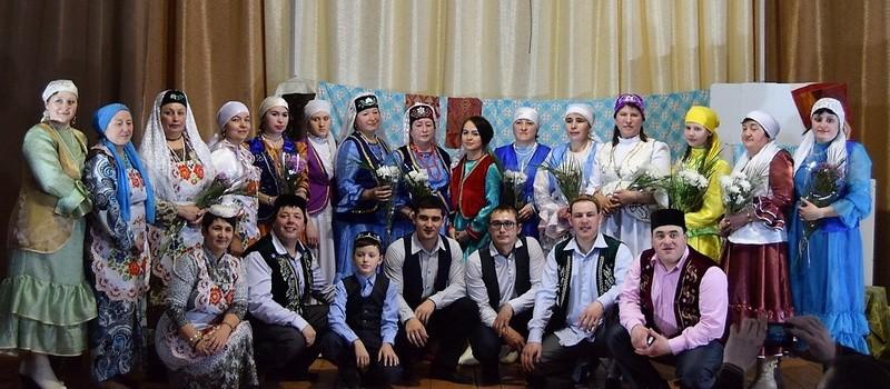 село Сафажай(Красная Горка) татарская культура