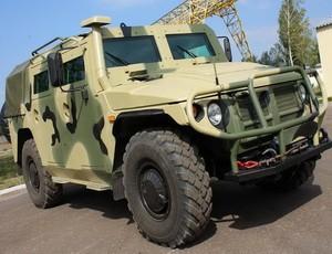 Автомобиль Тигр ГАЗ-2330