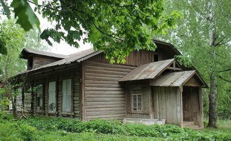 Барский дом.Усадьба Станиславских