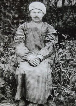 Имам Бадяутдин хазрат 1880 год с.Мочалей