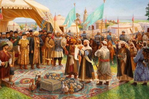 Волжская Булгария татары