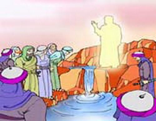 Исламский мультфильм Пророк Салих