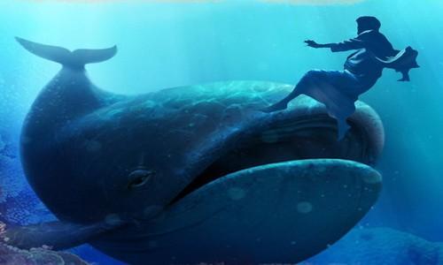 Пророк Юнус и кит