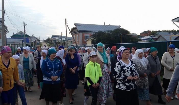 Курбан-Байрам 2018 с.Шубино мусульмане тубян оч