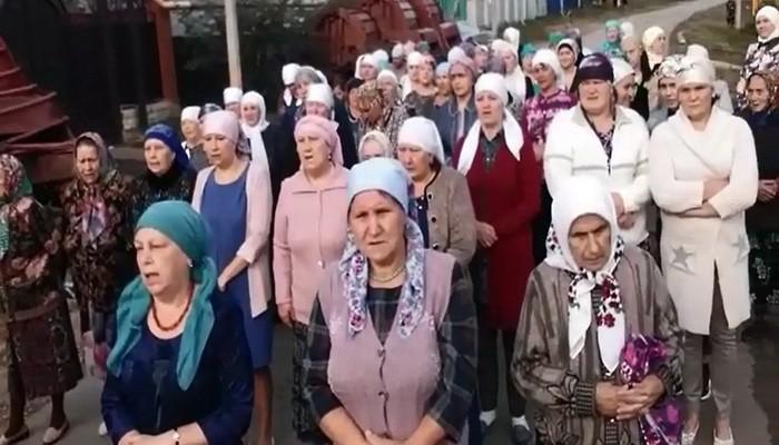 Курбан-Байрам 2018 с.Шубино мусульмане югары оч