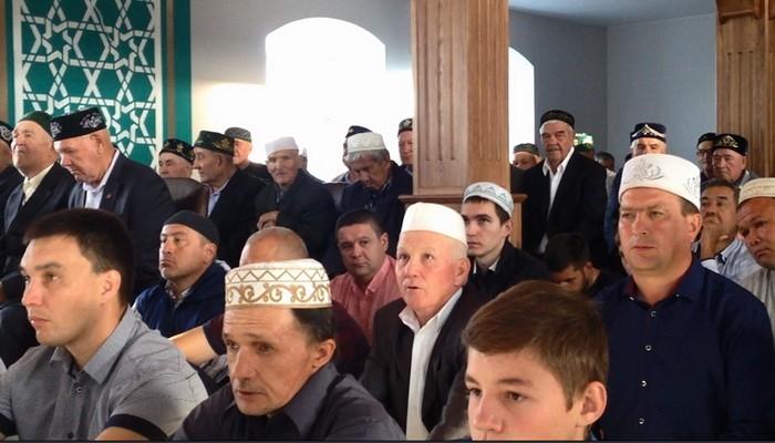 Мечеть села Шубино Курбан-Байрам