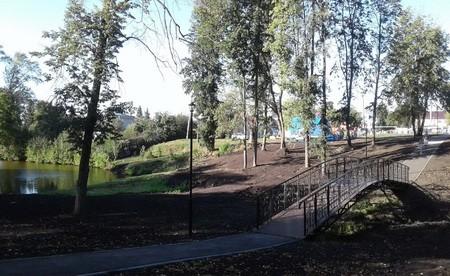 Приусадебный парк Филатовых с.Сеченово