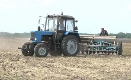 Сельскохозяйственная техника село Камкино