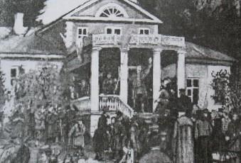 Усадьба Филатовых с.Сеченово