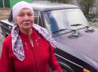 Разия Каримова образцовый водитель с.Шубино