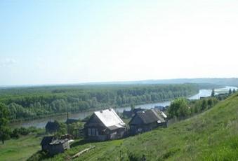 Усадьба Пантусовых с.Языково