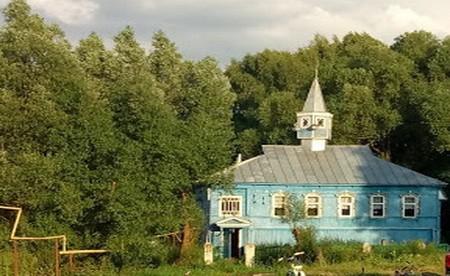 село Анда,Нижегородская область,Россия