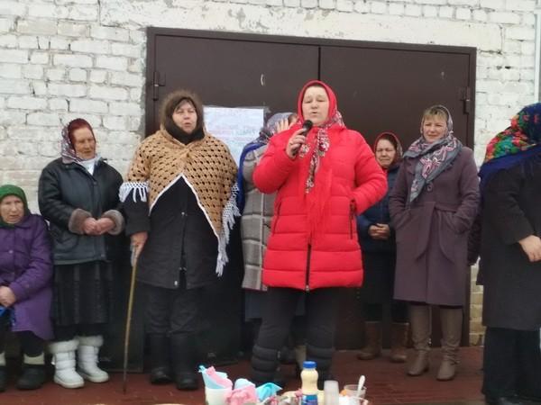 Концерт в селе Шубино 2019