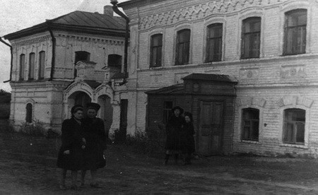 Дом Копашина 1960 г