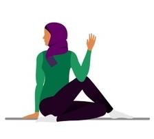 Фитнес для мусульманок