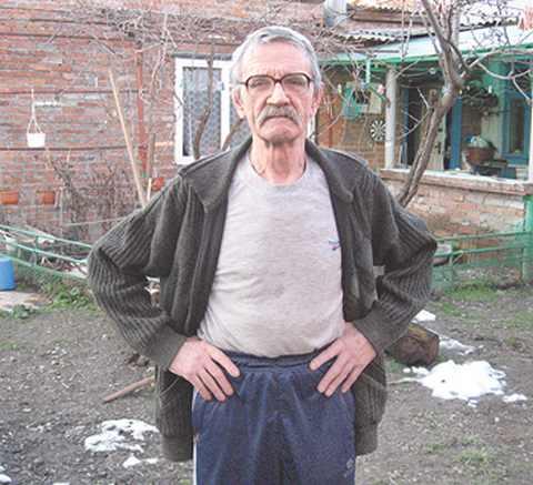 Геннадий Фатько 2010 г. Краснодар