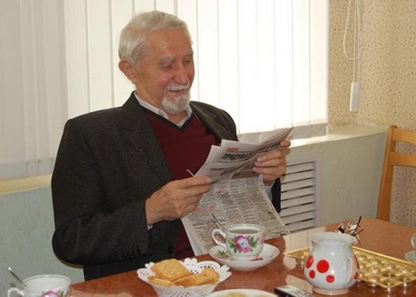 Ибрагимов Рифат главный редактор газета Туган як Сергач