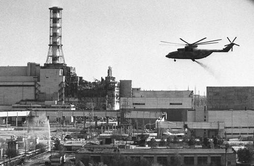 Ликвидация аварии в Чернобыле