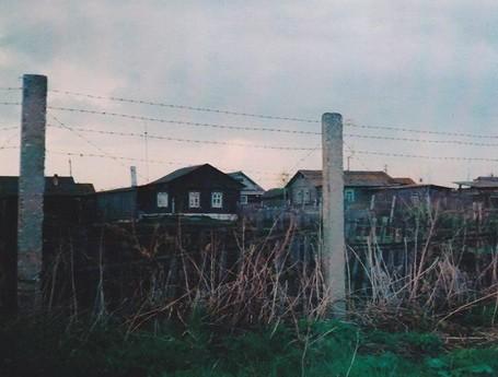 Татарская Караболка заброшенная деревня