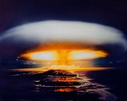 Радиационная катастрофа на ядерном комбинате «Маяк» 29 сентября 1957 г.