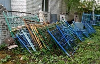 Забор,решетки