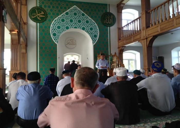 село Шубино мечеть 04.06.2019