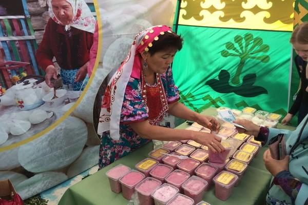 Сабантуй-2019.Башкирская национальная кухня