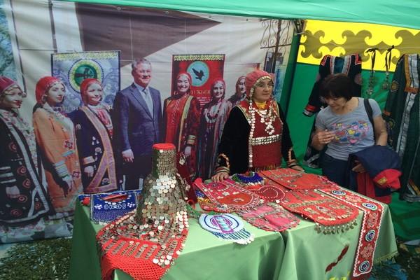 Сабантуй-2019.Народные промыслы Башкортостана