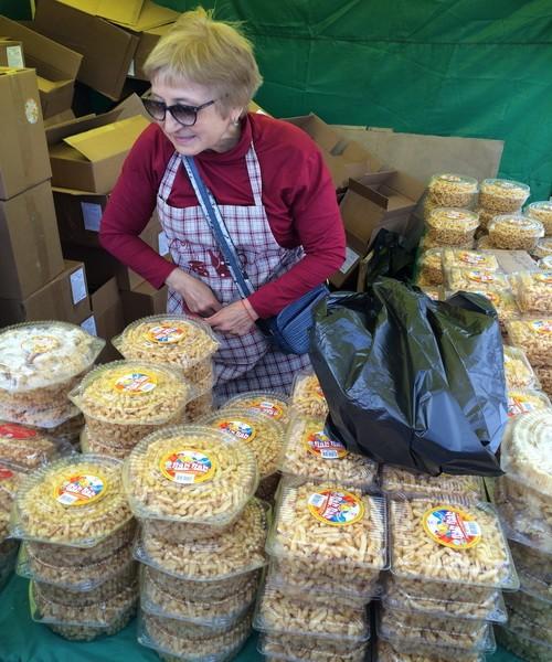 Татарские сладости.Хворост и чак-чак