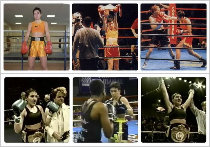 Зульфия Кутдюсова профессиональный бокс