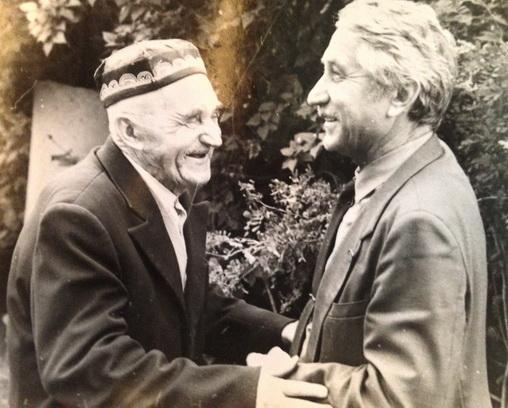 Арифуллин Хайрулла и Ибрагимов Рифат