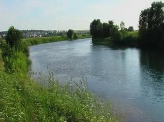река Пьяна с.Шубино