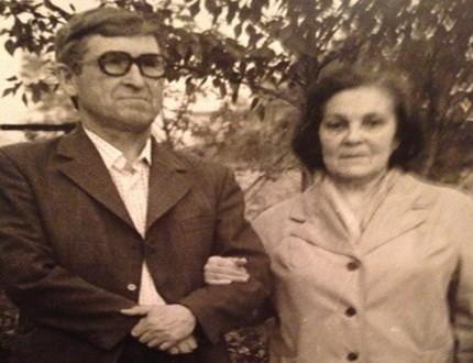 Давлетбаев Алимжан с супругой.г.Нижний Новгород