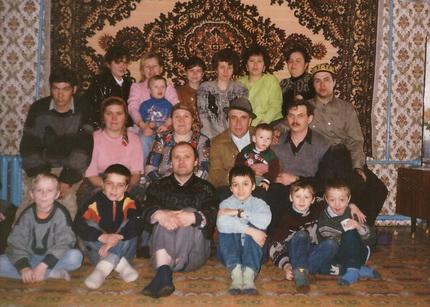 Гаяр хазрат Мустафин семья,дети и внуки