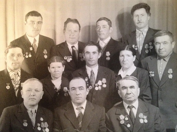 Известные нижегородские татары с.Шубино