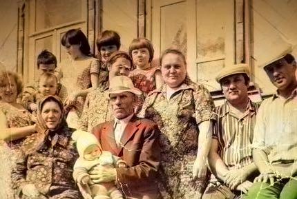 село Шубино семья Бедретдиновых