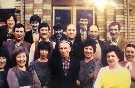 Семья Бедретдиновы-Фейзрахмановы