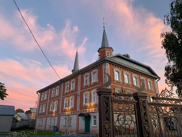 Мечеть села Шубино