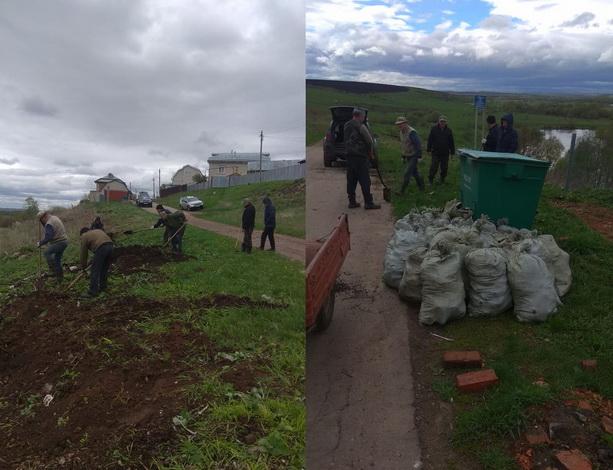 село Шубино коллективные работы